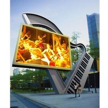 Hot Sale HD Sex Video 1080P Full Color 1R1G1B Outdoor LED Display for Advertising Screen from China