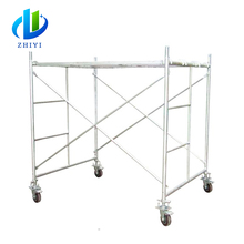 Easy and simple to handle rent a 6 ft patent scaffolding price