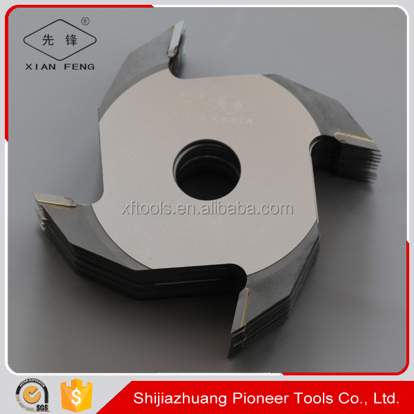 tungsten carbide tipped splice wood cutters