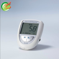 New Design High Quality Big Screen Glucose test Meter,Medical device made in China,Blood Sugar test mete