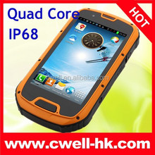 Rugged ALPS explosion proof mobile phone S09 3G Dual SIM