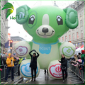 Advertising Floating Helium Bear Balloon, Giant Inflatable Bear for Outdoor Promotion