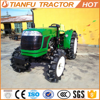 best price 30hp-55hp farm tractor with ce