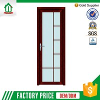 Best Selling 100% Warranty Oem Service Glass Office Entry Doors