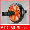 Ab wheel exercise power roller wheel with resistance band