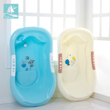 New model best price food grade material BPA free newborn infant kids children plastic bathtubs tubs baby bath tub