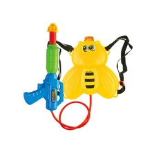 teenage warfare funny automatic water pistol water gun toy with backpack