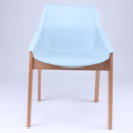 Whole Commercial Furniture New Design pp Plastic Chair Leisure Chair Side Chair