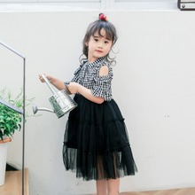 Fancy Photos Kids Summer Designs Patterns Girls Puffy Dresses For Kids