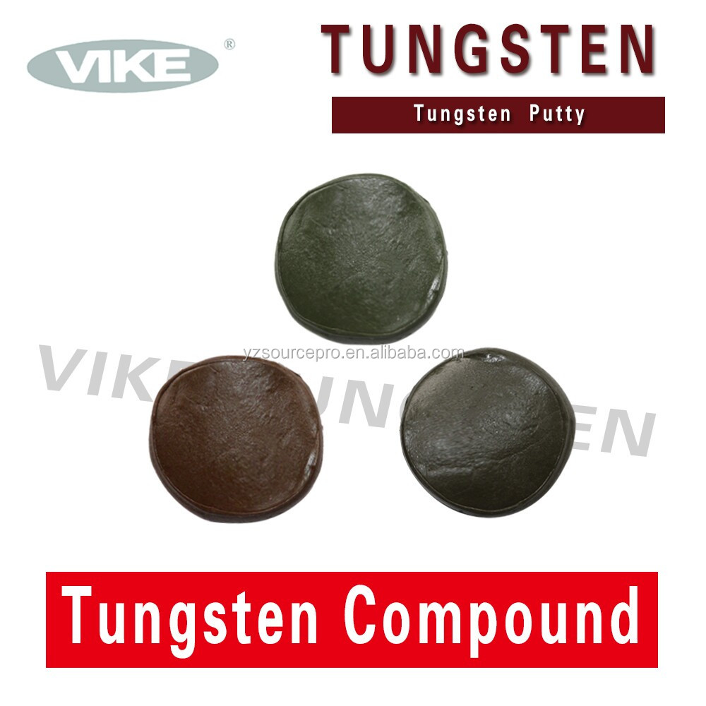 heavy carp fishing tackle, tungsten rig putty