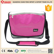 EU safety customized shape Lightweight laptop messenger bags for mens