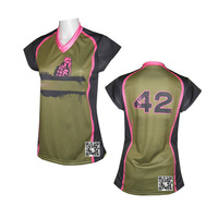 Hot Sales Custom women Volleyball Jerseys