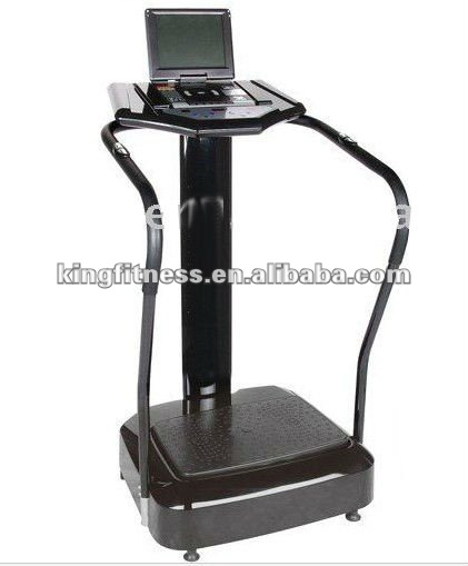 Full Body Vibration Machine with DVD, Crazy Fit Massage, Super Body Master