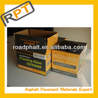 Roadphalt hot applied edge crack filler