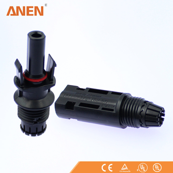 Anen Power Product DC Connector MC4 Solar Waterproof Connector