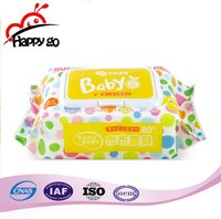 Fast Delivery Competitive Price High Quality Pure Water Baby Wipes On Sale from China