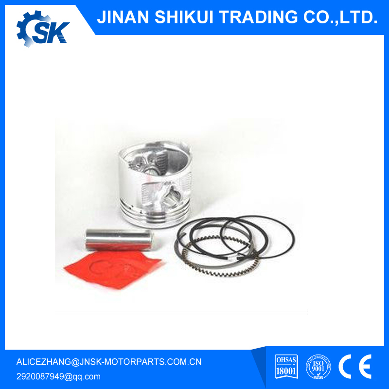 High Performance Motorcycle 4 Stroke Engine Piston for GY6125 / HM125 / AVA125 Scooter
