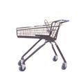 Durable Supermarket Shopping Cart