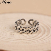 Meno 925 Sterling Silver Old Technology