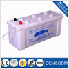 Best quality 12V 120AH dry charged automotive battery N120