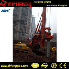 Leading Product all hydraulic power head CHTC JOVE hydraulic rotary drilling rig