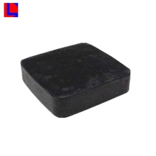 Cheap custom hard rubber block