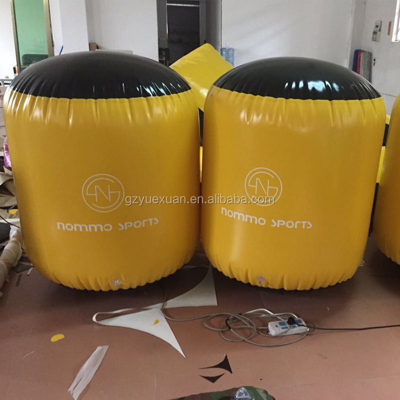 High quality inflatable marker buoy/inflatable floating water buoys for sale