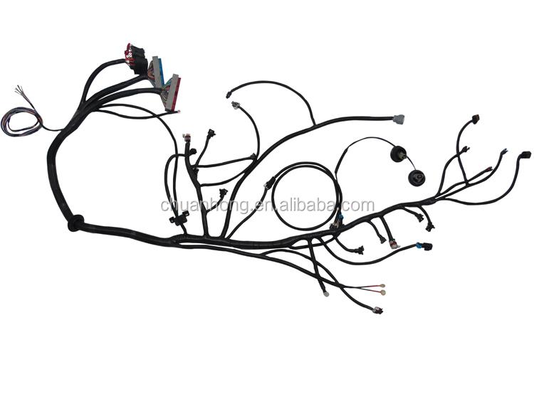 20052014 Gen Iv Ls2ls3 Ls7 24x 58x Ls Standalone Wiring Harness Drive: 4l60e 4l80e Transmission Wiring Harness At Teydeco.co