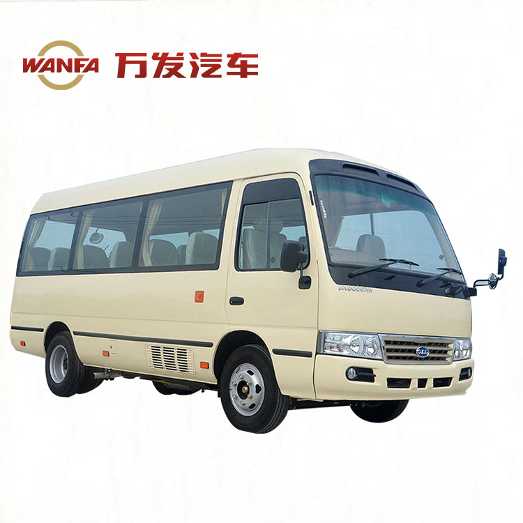 Bus colour design 10+1 seats new tour bus