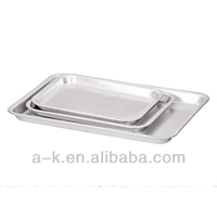 New style aluminum shallow baking pan for sale