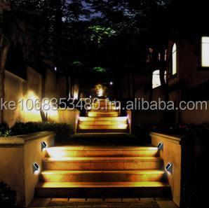 Nairobi LED Solar Step Light Outdoor For Safety in Kenya