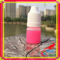 PET bottle for e - liquid cigarette smoke oil flavor essence