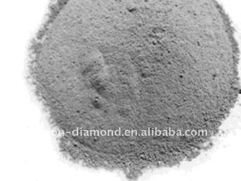 Industrial diamond powder with low impurity