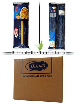 barilla sp a pasta distribution analysis Supply chain management presentation on the pasta manufacturer barilla spa.