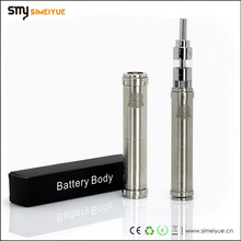 2014 new vape mod vase ecig chi sleek ecig mech mod ecig with the kick