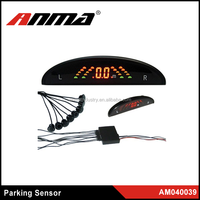 Factory Price High Quality Car LED Parking Sensor Led Display Reverse Aid System