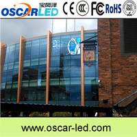 adversting standing led writing boards outdoor advertising led display screen6 transparent led display screen