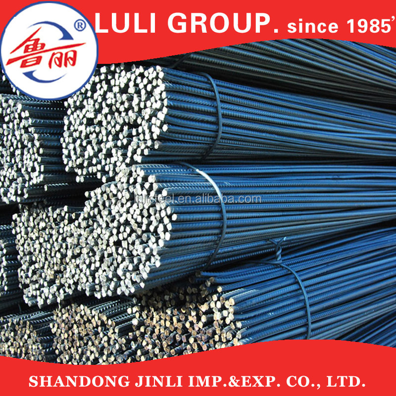 rebar, deformed steel bar, construction material