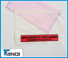 "Packing List Envelope ""Documents Enclosed"""