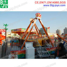 Super quality ! Attractions park games Mini pirate ship for children!