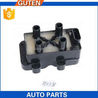 China supplier Replacement Engine Coils 22448-ED000 22448-JA00A 22448-JA00C HANSHIN AIC 2408B ignition coil