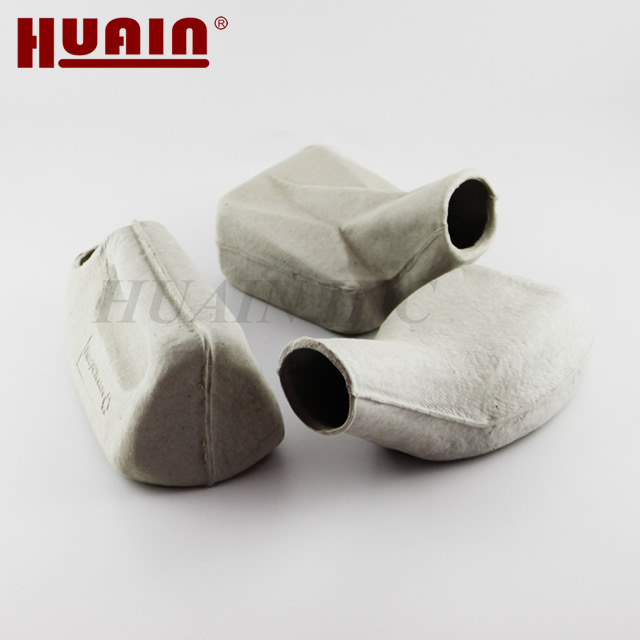 Molded Pulp Disposable Female Urinals for Medical Supplies