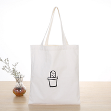 Wholesale Casual Style Eco Friendly Cotton Canvas Advertising Bag Tote Shopping Bag