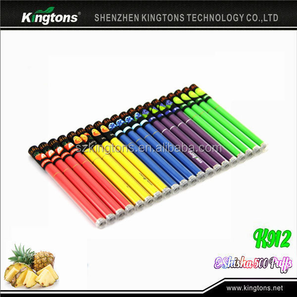 New Products E Shisha Vaporizer Pen 500 Puffs E-shisha Electronic Cigarette Free Trial