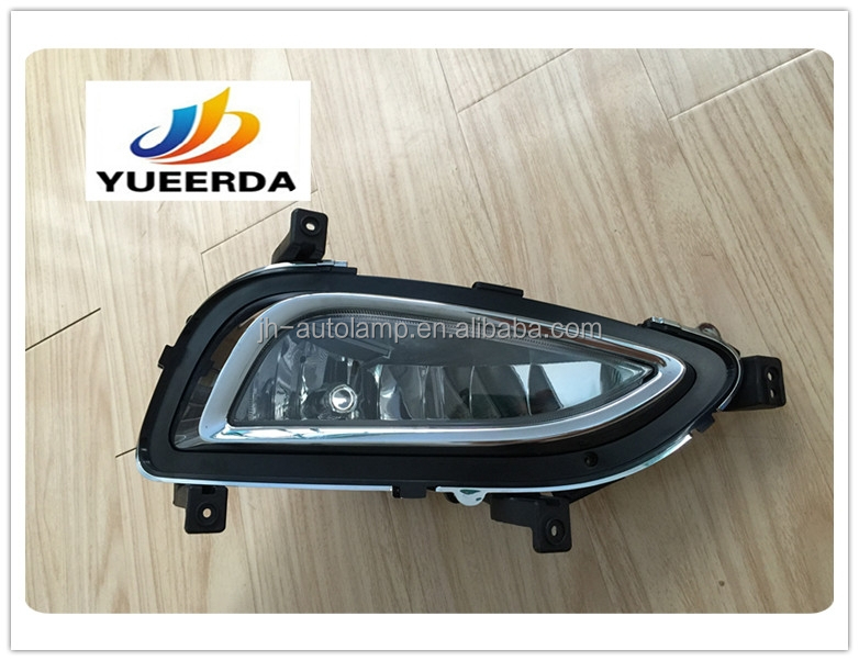 Factory manufacturing KOREA car fog lamp for AZERA 2011 2012