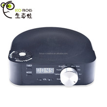 2015 Hottest Natural White Noise sound machine for baby sleeping