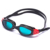 Anti fog advanced  wide view durable swimming goggles