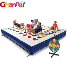 Gaint inflatable twister games for sale
