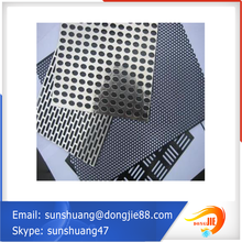 3mm Hole Galvanized Perforated Metal Mesh,Performated Metal Mesh