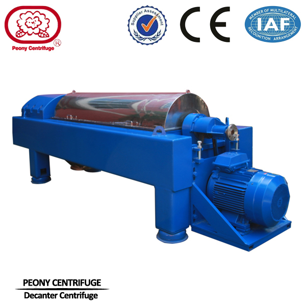 2 Phase Sludge Industrial Centrifugal Decanter